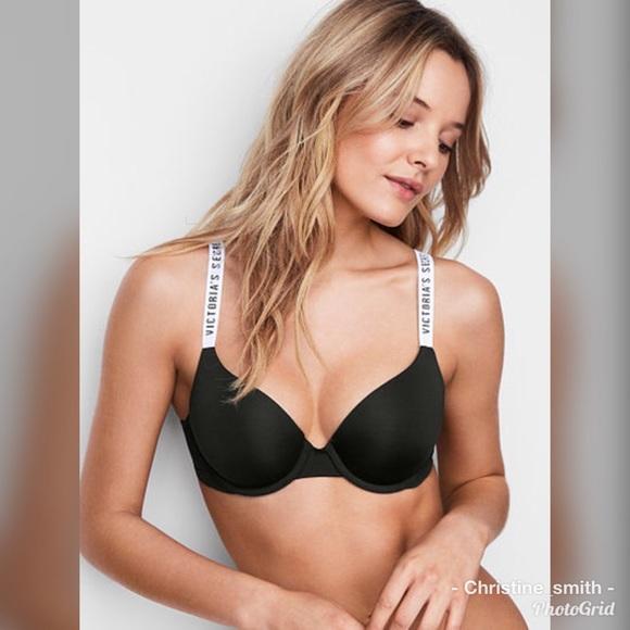 4d0fb78e25 Victoria secret T-SHIRT Push-Up Full Coverage bra